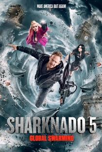 Assistir Sharknado 5: Voracidade Global Online Grátis Dublado Legendado (Full HD, 720p, 1080p)   Anthony C. Ferrante   2017