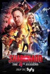 Assistir Sharknado: Corra Para o 4º Online Grátis Dublado Legendado (Full HD, 720p, 1080p)   Anthony C. Ferrante   2016