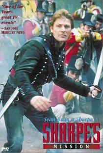 Assistir Sharpe's Mission Online Grátis Dublado Legendado (Full HD, 720p, 1080p) | Tom Clegg | 1996