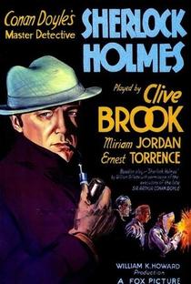 Assistir Sherlock Holmes Online Grátis Dublado Legendado (Full HD, 720p, 1080p)   William K. Howard   1932