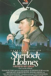 Assistir Sherlock Holmes: O Mistério do Forte Vermelho Online Grátis Dublado Legendado (Full HD, 720p, 1080p) | Fraser Clarke Heston | 1991