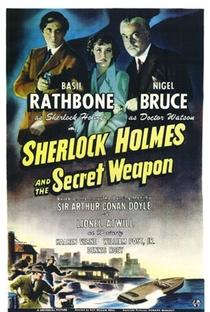 Assistir Sherlock Holmes e a Arma Secreta Online Grátis Dublado Legendado (Full HD, 720p, 1080p)   Roy William Neill   1943