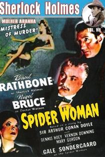 Assistir Sherlock Holmes e a Mulher Aranha Online Grátis Dublado Legendado (Full HD, 720p, 1080p)   Roy William Neill   1943