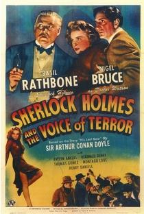 Assistir Sherlock Holmes e a Voz do Terror Online Grátis Dublado Legendado (Full HD, 720p, 1080p) | John Rawlins | 1942