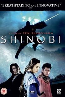 Assistir Shinobi: A Batalha Online Grátis Dublado Legendado (Full HD, 720p, 1080p) | Ten Shimoyama | 2005