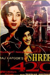 Assistir Shree 420 Online Grátis Dublado Legendado (Full HD, 720p, 1080p) | Raj Kapoor (I) | 1955