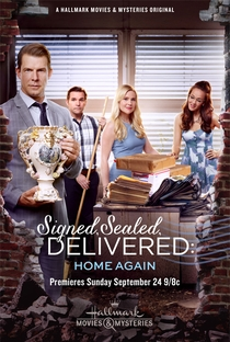 Assistir Signed Sealed Delivered: Home Again Online Grátis Dublado Legendado (Full HD, 720p, 1080p) |  | 2017