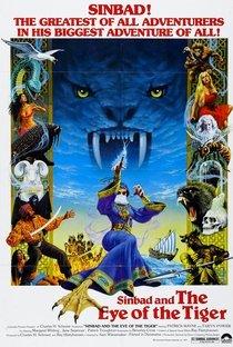 Assistir Simbad e o Olho do Tigre Online Grátis Dublado Legendado (Full HD, 720p, 1080p) | Sam Wanamaker | 1977