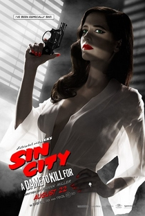 Assistir Sin City: A Dama Fatal Online Grátis Dublado Legendado (Full HD, 720p, 1080p) | Frank Miller (II)