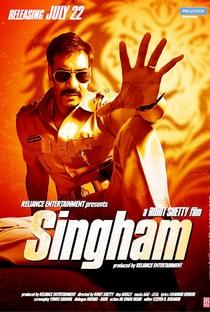 Assistir Singham Online Grátis Dublado Legendado (Full HD, 720p, 1080p) | Rohit Shetty | 2011