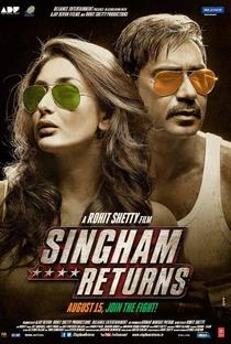 Assistir Singham Returns Online Grátis Dublado Legendado (Full HD, 720p, 1080p) | Rohit Shetty | 2014