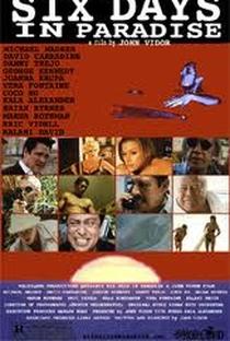 Assistir Six Days in Paradise Online Grátis Dublado Legendado (Full HD, 720p, 1080p) | John Vidor | 2010