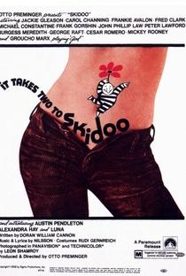 Assistir Skidoo Se Faz a Dois Online Grátis Dublado Legendado (Full HD, 720p, 1080p) | Otto Preminger | 1968