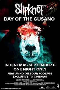 Assistir Slipknot: Day of the Gusano Online Grátis Dublado Legendado (Full HD, 720p, 1080p) | Shawn Crahan | 2017