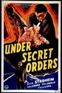 Assistir Sob Ordens Secretas Online Grátis Dublado Legendado (Full HD, 720p, 1080p) | Edmond T. Gréville | 1938