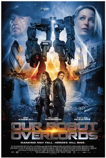 Assistir Sob o Domínio dos Robôs Online Grátis Dublado Legendado (Full HD, 720p, 1080p) | Jon Wright | 2014
