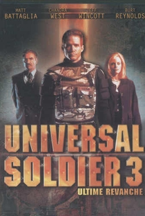 Assistir Soldado Universal 3 Online Grátis Dublado Legendado (Full HD, 720p, 1080p) | Jeff Woolnough | 1998