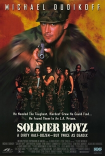 Assistir Soldier Boyz Online Grátis Dublado Legendado (Full HD, 720p, 1080p) | Louis Morneau | 1995
