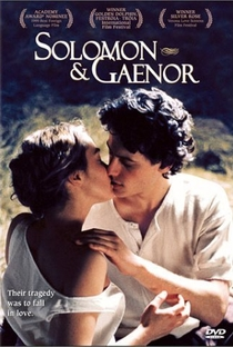 Assistir Solomon & Gaenor Online Grátis Dublado Legendado (Full HD, 720p, 1080p)   Paul Morrison   1999