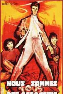 Assistir Somos Todos Assassinos Online Grátis Dublado Legendado (Full HD, 720p, 1080p) | André Cayatte | 1952