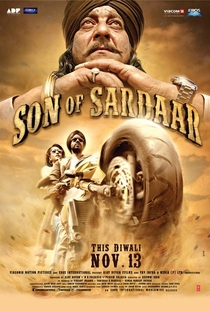 Assistir Son of Sardaar Online Grátis Dublado Legendado (Full HD, 720p, 1080p)   Ashwini Dhir   2012