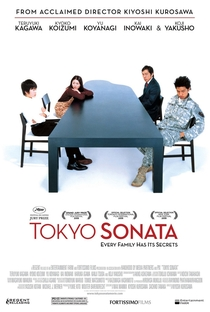 Assistir Sonata de Tóquio Online Grátis Dublado Legendado (Full HD, 720p, 1080p) | Kiyoshi Kurosawa | 2008
