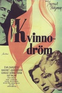 Assistir Sonhos de Mulheres Online Grátis Dublado Legendado (Full HD, 720p, 1080p) | Ingmar Bergman | 1955
