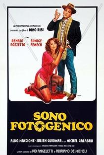Assistir Sono fotogenico Online Grátis Dublado Legendado (Full HD, 720p, 1080p) | Dino Risi | 1980