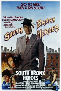 Assistir South Bronx Heroes Online Grátis Dublado Legendado (Full HD, 720p, 1080p) | William Szarka | 1985