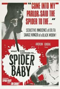 Assistir Spider Baby Online Grátis Dublado Legendado (Full HD, 720p, 1080p)   Jack Hill (I)   1967