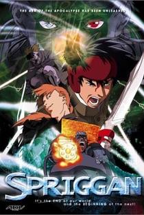 Assistir Spriggan Online Grátis Dublado Legendado (Full HD, 720p, 1080p)   Hirotsugu Kawasaki   1998