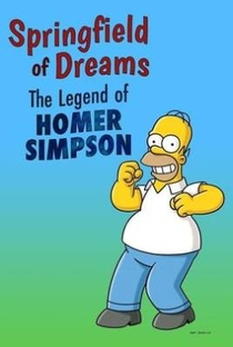 Assistir Springfield of Dreams: The Legend of Homer Simpson Online Grátis Dublado Legendado (Full HD, 720p, 1080p) | Morgan Spurlock | 2017