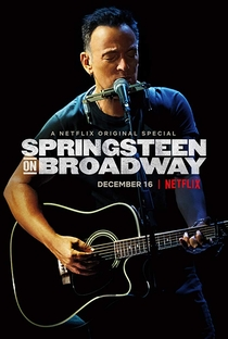 Assistir Springsteen on Broadway Online Grátis Dublado Legendado (Full HD, 720p, 1080p) | Thom Zimny | 2018