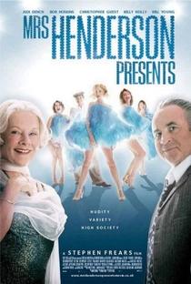 Assistir Sra. Henderson Apresenta Online Grátis Dublado Legendado (Full HD, 720p, 1080p) | Stephen Frears | 2005