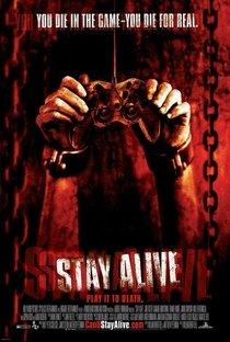 Assistir Stay Alive: Jogo Mortal Online Grátis Dublado Legendado (Full HD, 720p, 1080p) | William Brent Bell | 2006