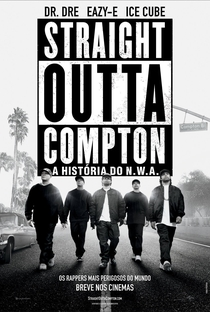 Assistir Straight Outta Compton - A História do N.W.A. Online Grátis Dublado Legendado (Full HD, 720p, 1080p) | F. Gary Gray | 2015