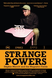 Assistir Strange Powers: Stephin Merritt and the Magnetic Fields Online Grátis Dublado Legendado (Full HD, 720p, 1080p) | Gail O'Hara