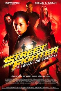 Assistir Street Fighter: A Lenda de Chun-Li Online Grátis Dublado Legendado (Full HD, 720p, 1080p) | Andrzej Bartkowiak | 2009