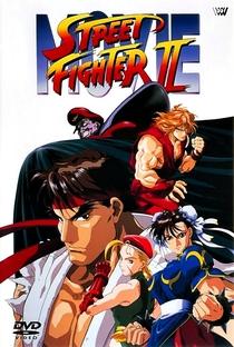 Assistir Street Fighter II: O Filme Online Grátis Dublado Legendado (Full HD, 720p, 1080p) | Gisaburô Sugii | 1994