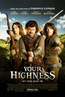 Assistir Sua Alteza? Online Grátis Dublado Legendado (Full HD, 720p, 1080p) | David Gordon Green | 2011