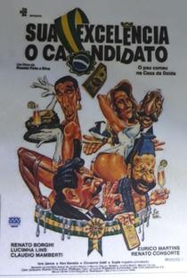 Assistir Sua Excelência, O Candidato Online Grátis Dublado Legendado (Full HD, 720p, 1080p) | Ricardo Pinto e Silva | 1991