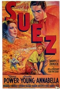 Assistir Suez Online Grátis Dublado Legendado (Full HD, 720p, 1080p) | Allan Dwan | 1938