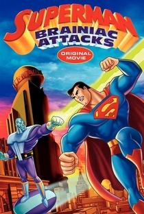 Assistir Superman: Brainiac Ataca Online Grátis Dublado Legendado (Full HD, 720p, 1080p) | Curt Geda | 2006