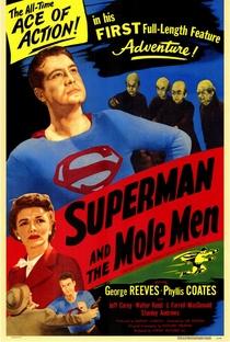 Assistir Superman e os Homens-Toupeira Online Grátis Dublado Legendado (Full HD, 720p, 1080p)   Lee Sholem   1951