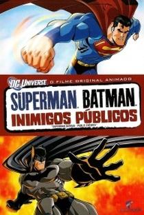 Assistir Superman/Batman: Inimigos Públicos Online Grátis Dublado Legendado (Full HD, 720p, 1080p) | Sam Liu | 2009