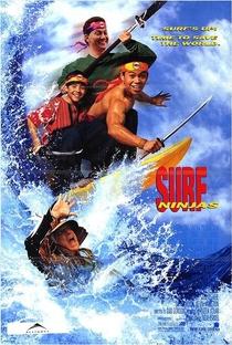 Assistir Surfistas Ninjas Online Grátis Dublado Legendado (Full HD, 720p, 1080p)   Neal Israel   1993