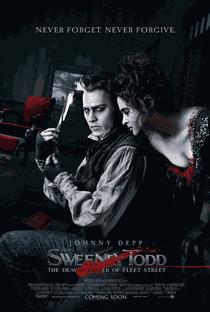 Assistir Sweeney Todd: O Barbeiro Demoníaco da Rua Fleet Online Grátis Dublado Legendado (Full HD, 720p, 1080p)   Tim Burton (I)   2007
