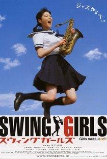 Assistir Swing Girls Online Grátis Dublado Legendado (Full HD, 720p, 1080p) | Shinobu Yaguchi | 2004