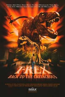 Assistir T-Rex: A Era dos Dinossauros Online Grátis Dublado Legendado (Full HD, 720p, 1080p) | Brett Leonard (I) | 1998