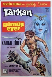 Assistir Tarkan and the Silver Saddle Online Grátis Dublado Legendado (Full HD, 720p, 1080p)   Mehmet Aslan   1970